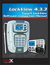 Click here to download a pdf of the LockView 4.3.1 Manual - LockView section