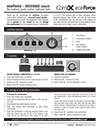 Click here to download a pdf of the CompX Security Products ecoForce instructions: recessed mount