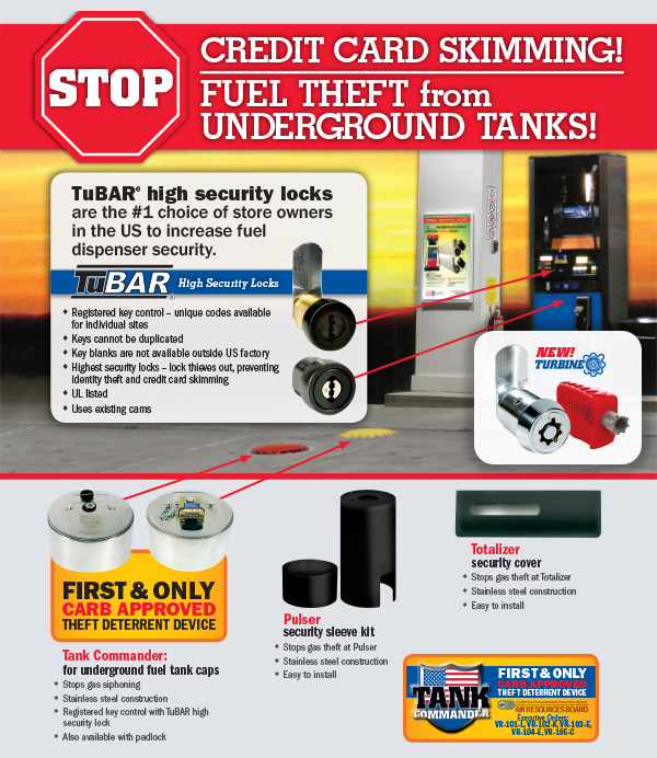 Gas Station Security program