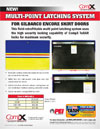 Click here to download a pdf of the CompX Security Products Gas Station Security Program Multi-Point Latch sheet