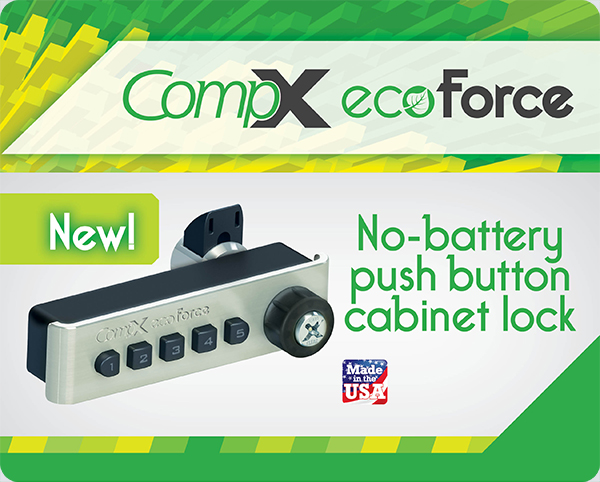 CompX ecoForce: NEW from CompX Security Products