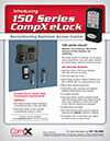 Click here to download a pdf of the CompX eLock 150 series **cabinet** sheet