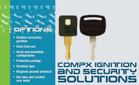 CompX Fort Ignition Switch Options