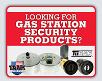 Looking for gas station security products? Click to find a GSSP representative.