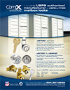 Click here to download a pdf of the New CompX National postal locks
