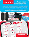 Click here to download a pdf of the CompX eLock membrane keypad sheet