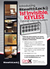 Click here to download a pdf of the StealthLock by CompX Timberline Ad