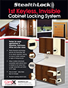 Click here to download a pdf of the NEW! StealthLock sheet