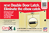 Click here to download a pdf of the CompX Timberline Double Door Latch Ad