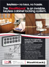 "Click here to download a pdf of the StealthLock ""Keyless"" Ad"