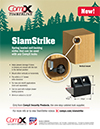 Click here to download a pdf of the CompX Timberline SlamStrike sheet