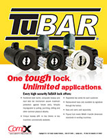 TuBAR - High Security Vending Locks