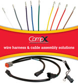 New from CompX Fort - Wire harness & cable assembly solutions