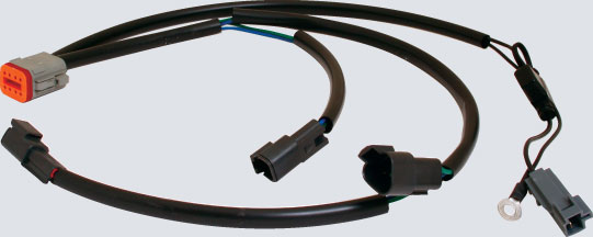 Wire harness example